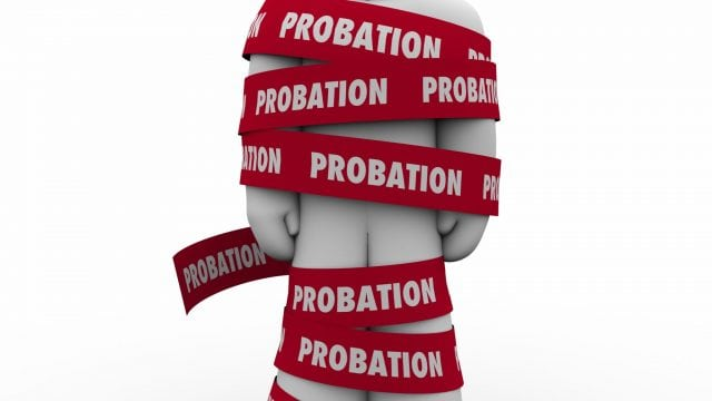 early termination of probation in New Jersey